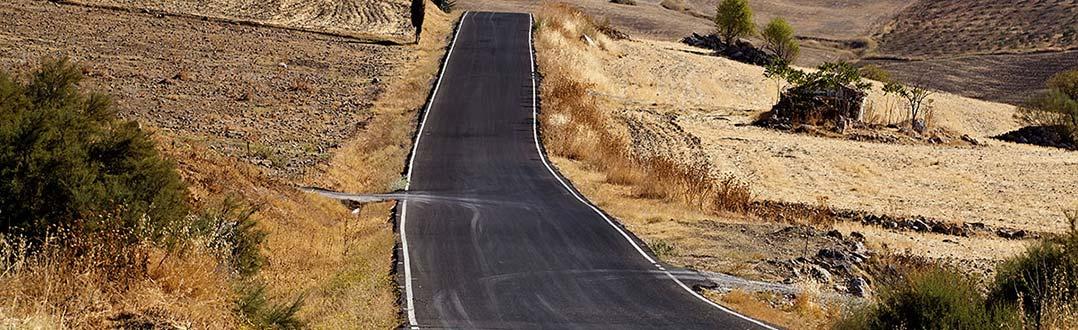 fietsen-spanje-andalusie-weg