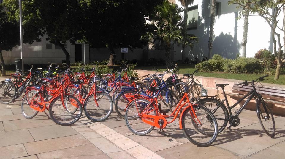 fiets huren malaga 2