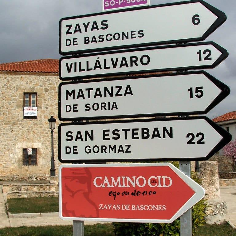Spanje fietsen