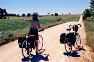 Trektochten Spanje fiets