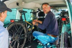 fiets huren Ronda