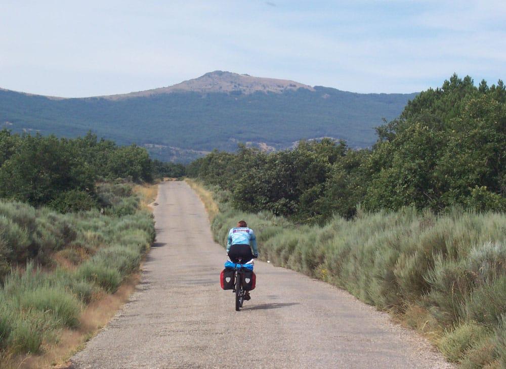 fietsen-spanje-castillie-escurial-navarredonda