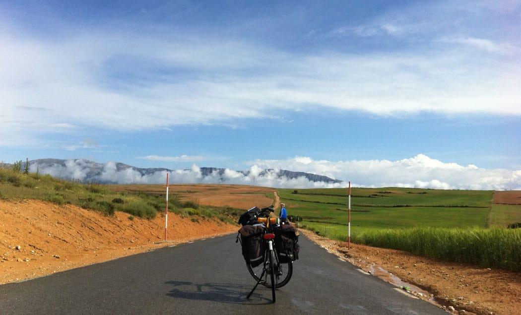 fietsen-spanje-na-de-regen