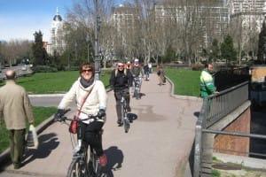trixi-fietsen-in-madrid