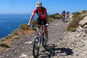 MTB'en met Almeria Bike Tours