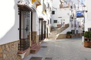 La Hospederia, een van de huizen van Andalusie Sportief