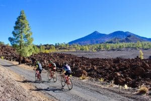 mountainbike Tenerife