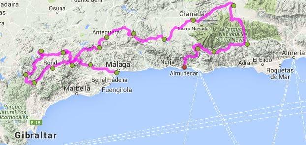 Ronde van Andalusie
