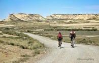 mountainbike bardenas reales