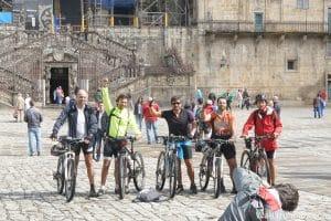 fietsen Leon Santiago