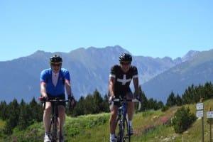 fietsen pyreneeen
