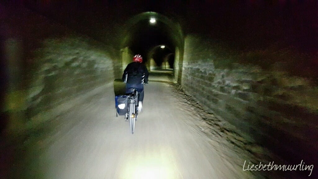 tunnel via verde