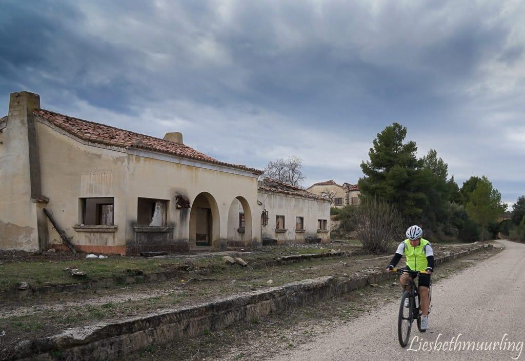 fietsen via verde