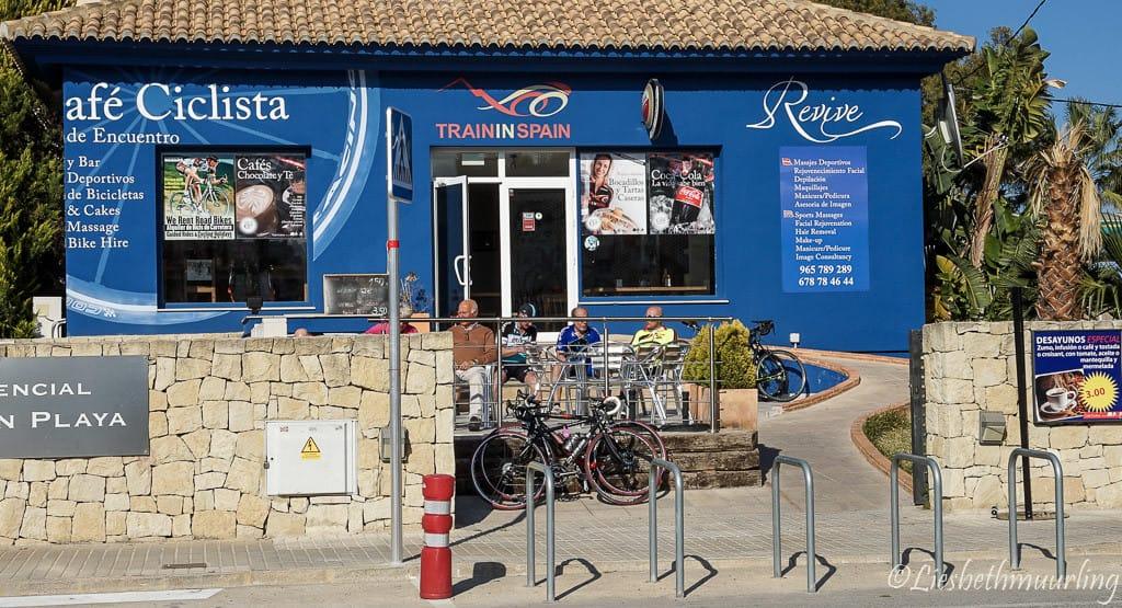 fiets huren Denia Costa Blanca