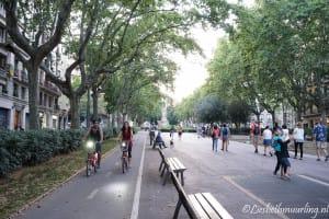 fiets huren Barcelona