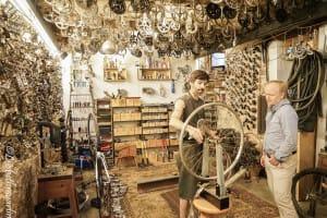 fiets toers Barcelona