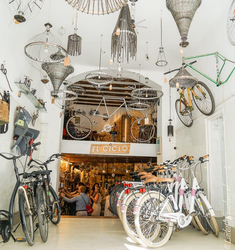 fiets tours Barcelona