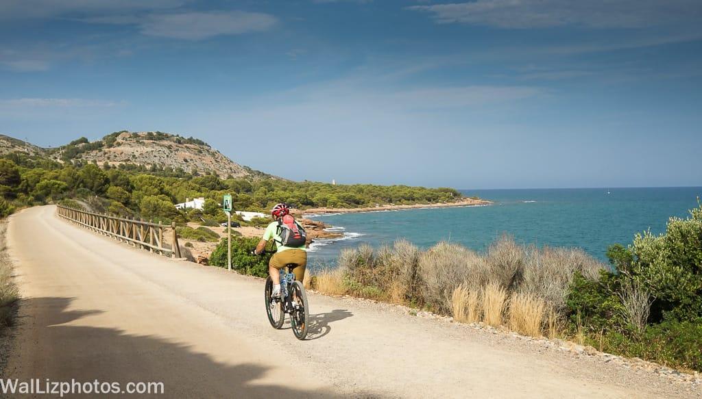 De Via Verde Del Mar Benicassim Oropesa Fietsen In Spanje