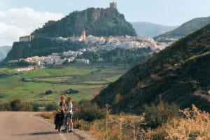 fietsen witte dorpen