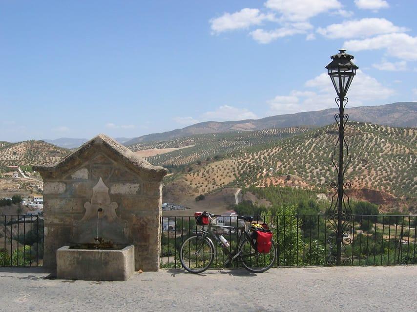 Fietsvakantie Andalusie