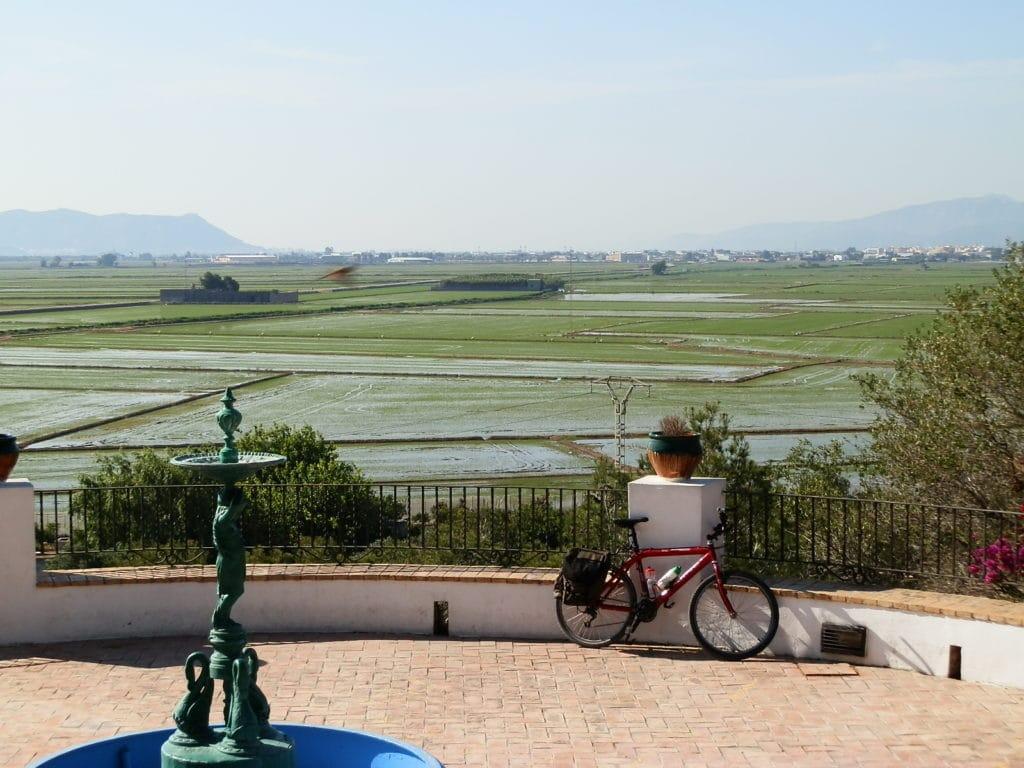 fietsvakantie Valencia