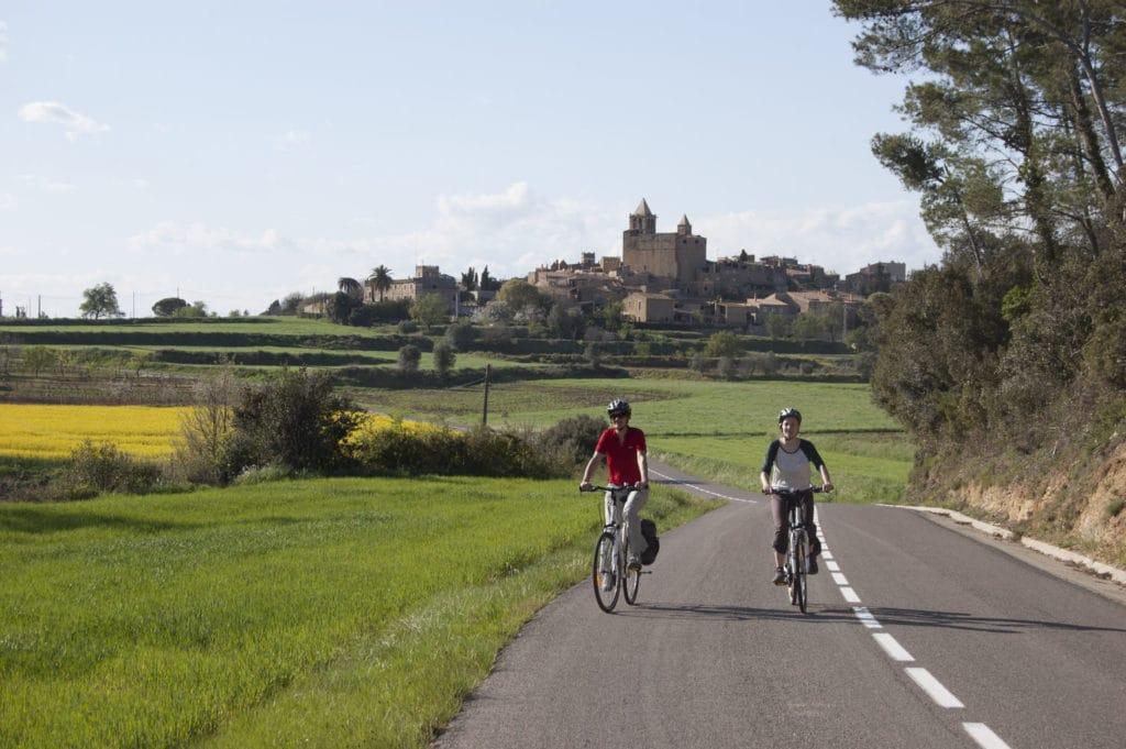 Culinaire fietsvakantie Spanje
