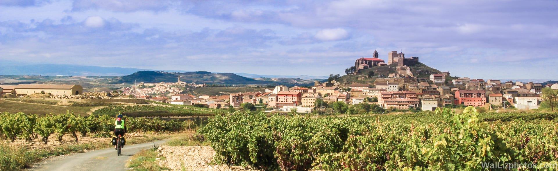 Fietsen Rioja