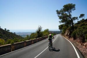 fietsen Benicassim