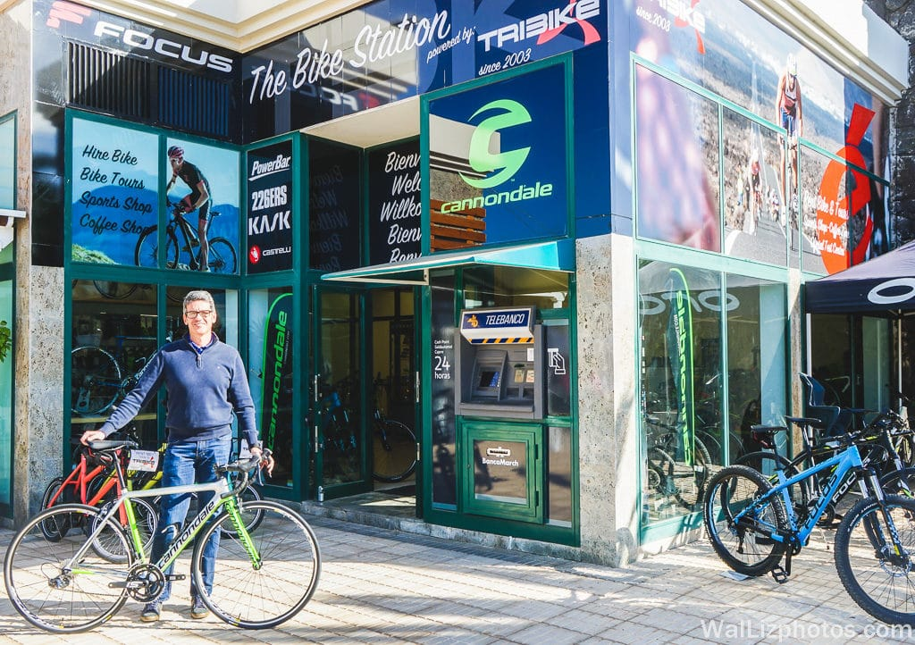 fietsverhuur Lanzarote