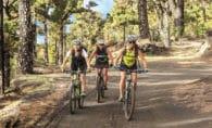 fietsen la Palma
