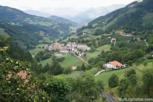 fietsen baskenland