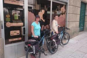 fiets huren santiago