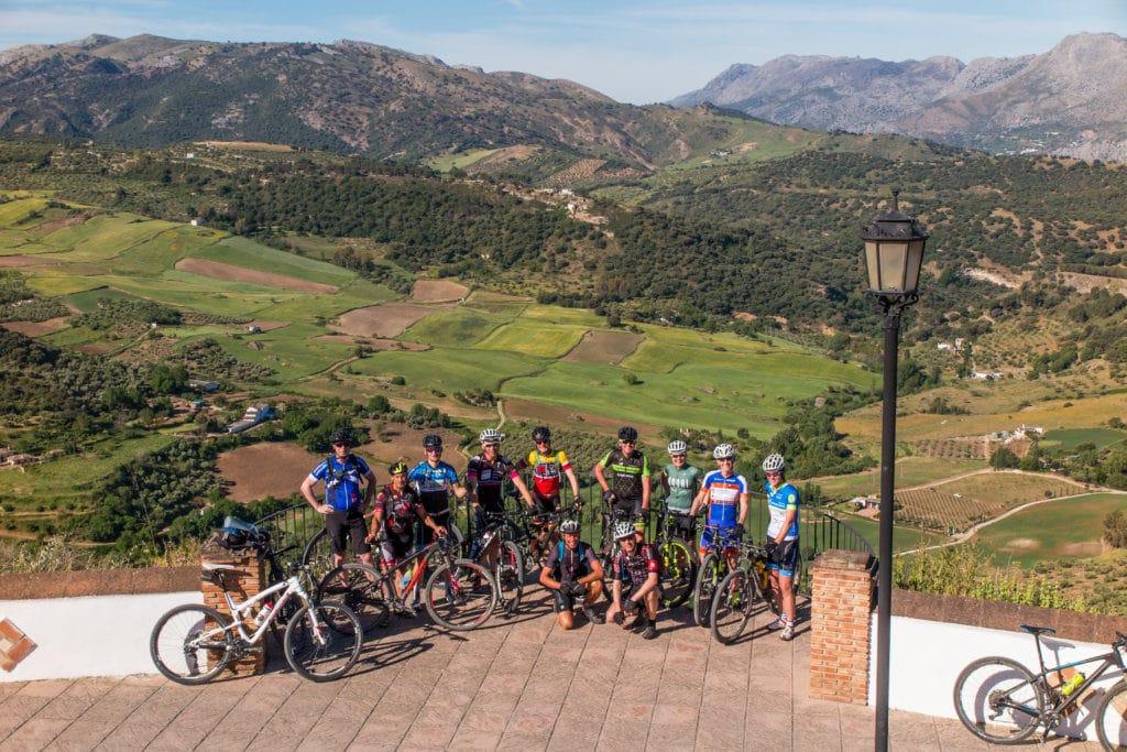 sportieve fietsvakantie