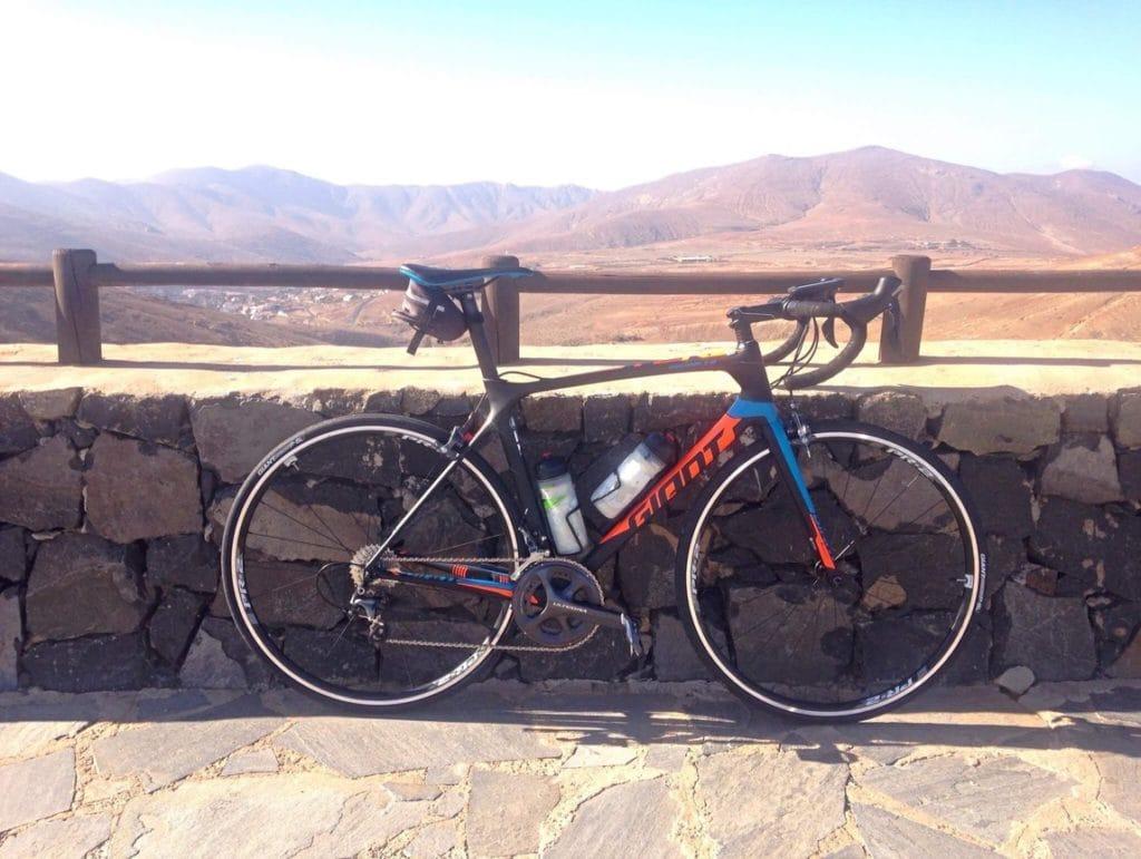 racefiets huren Fuerteventura