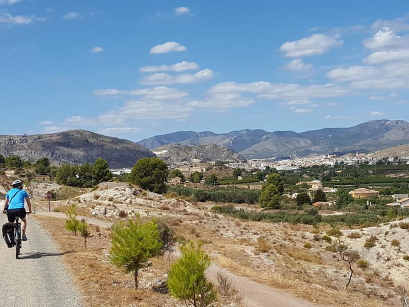 Murcia fietsvakantie