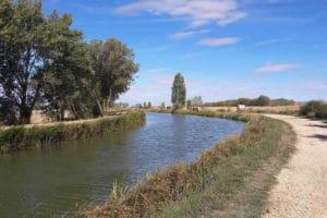 fietsen kanaal van Castillie