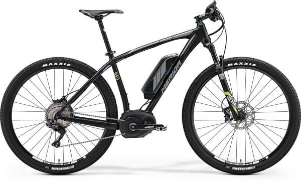 elektrische mountainbike malaga huren
