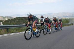 racefietstocht malaga