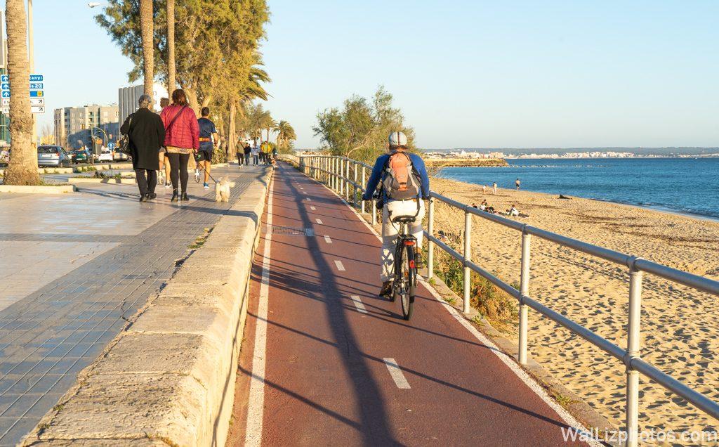 Palma de mallorca fietsen