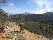 mountainbike spanje andalusie