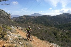 mountainbike spanje andalusie