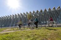 fiets huren Valencia